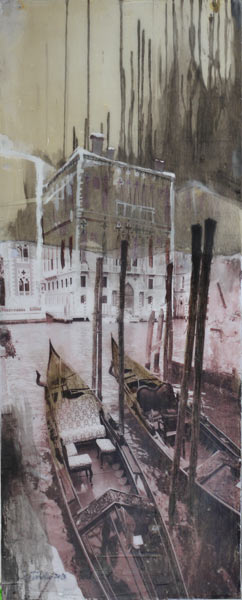 Canale GrandeMixed Media100 x 40