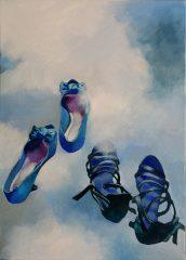 BLUE VELVET 2012 70x50