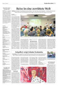 St. Galler Tagblatt 31.05.2017