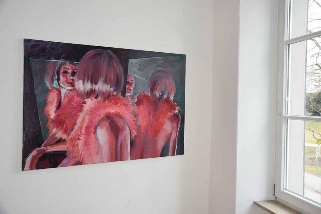 Ausstellung Galerie Sabine Kottenrodt, Lindau 2017